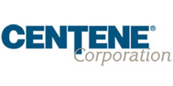 Centene logo and link