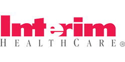 Interim Health Care logo and link