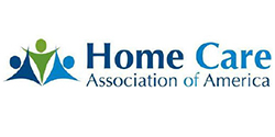 Home Care Association of America logo and link